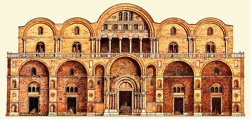 Fichier:San Marko (reconstruction).JPG