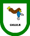 Official seal of San Andrés Cholula