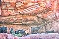 Sandstone rocks. Petra.jpg