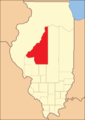 Sangamon County Illinois 1821.png