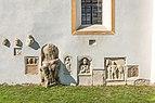 Sankt Veit Sankt Donat Pfarrkirche hl. Donatus Lapidarium S-Seite 12092018 4659.jpg