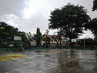 Santa Maria, Laguna - Municipal Plaza