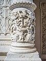 Santa Maria dei Miracoli rilievo ingresso colonnato 2 Brescia.jpg