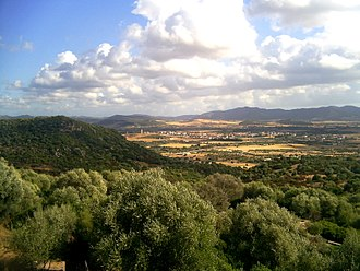 History of mining in Sardinia - The mining region of Sulcis
