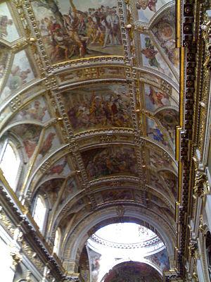 Santi Apostoli, Naples - Image: Santi Apostoli