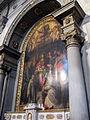 Santi di tito, altare di san girolamo, sacra conversazione, 01.JPG