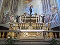 Santissima Annunziata (Siena) 03 altare.JPG