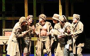 "Performance Saratov Puppet Theatre ""Terem..."