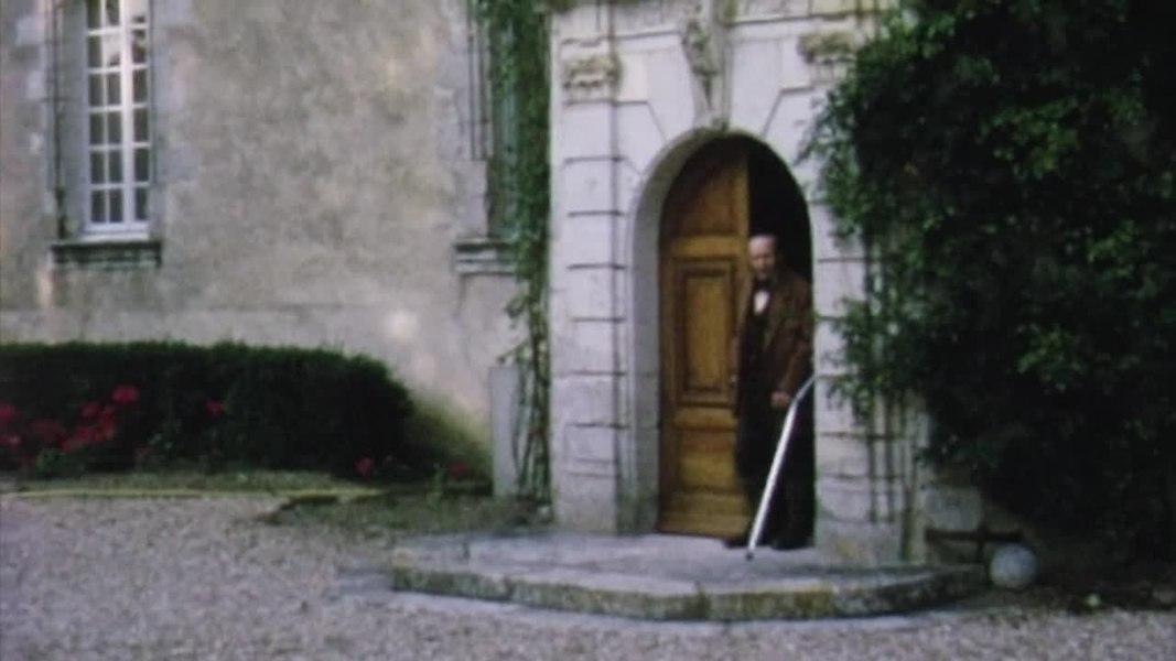 Images du Château de Saragosse. Caméra Super8.  Filmé par Honorino Fernandez Martinez, à l'invitation de la famille Gaudet, propriétaires du château.