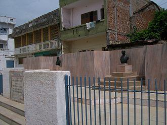 Vallabh Vidyanagar - The home of Sardar Vallabhbhai Patel, situated in the VVNagar