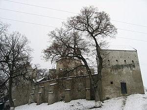 Dumbrăveni - Image: Saros pe Tarnave IMG 5613