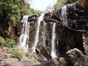 Yellapur, Karnataka - Satoddi Falls