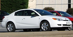 Saturn Ion - 2005–2007 Saturn Ion coupe
