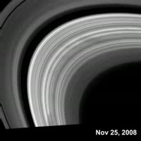 File:Saturn ring spokes PIA11144 300px secs8to15 20081125.ogv