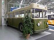 Saurer Autobus 4H CT1D 1941