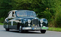Jaguar Mark VII (1953)