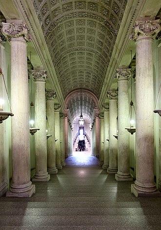 Scala Regia (Vatican) - Scala Regia