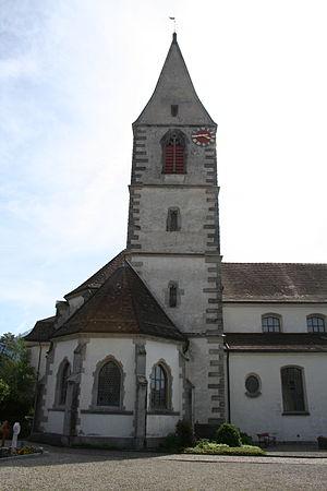 Schänis - Schänis village church