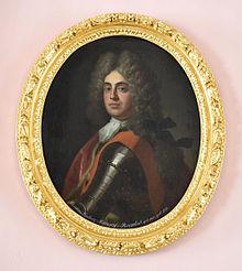 Christian Ludwig um 1705, Gemälde von Friedrich Wilhelm Weidemann (Quelle: Wikimedia)