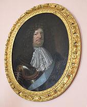 Friedrich Wilhelm um 1680 als Gemälde von Jacques Vaillant (Quelle: Wikimedia)