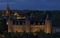 Schloss Josselin in der Bretagne.tif