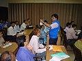 Science Career Ladder Workshop - Indo-US Exchange Programme - Science City - Kolkata 2008-09-17 018.jpeg