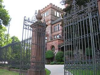Hamilton, Ontario - Scottish Rite Castle