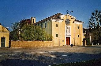 Bernstorffsvej - St. Theresa's Church