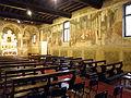 Scuola del Carmine, interno, parete destra (Padua).JPG