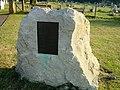 Sea Scouts memorial, Leysdown Cemetery - geograph.org.uk - 1416355.jpg