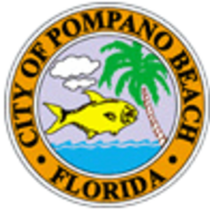 Pompano Beach, Florida - Image: Seal of Pompano Beach, Florida