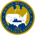 Seal of the Small Business Administration.png