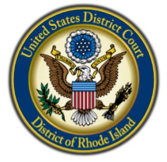 United States District Court for the District of Rhode Island - Image: Seal of the U.S. District Court for the District of Rhode Island