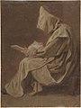 Seated Carthusian Holding an Open Book MET DP808069.jpg