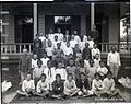Second Primary Class, 1893, Saint Louis College, photograph by Brother Bertram.jpg