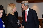 File:Secretary Kerry Speaks With Arianna Huffington in Davos (12116829874).jpg