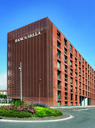 Sede Banca Sella