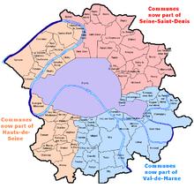carte nantes et sa région