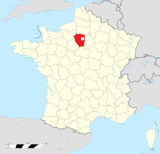 Seine-et-Oise Former département of France