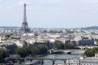 Paris Capital of France