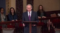 File:Senator Markey Speaks in Opposition to Nomination of Tom Price for Sec. of HHS - 2-9-17.webm