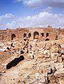 Sergiopolis. Porta nord. Via colonnata - DecArch - 2-221.jpg