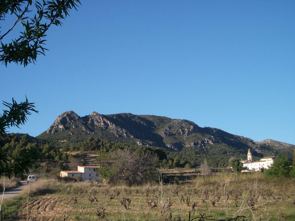 Resultado de imagen de Serra del Montmell