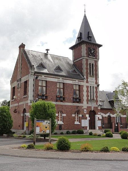 Servais (Aisne) mairie