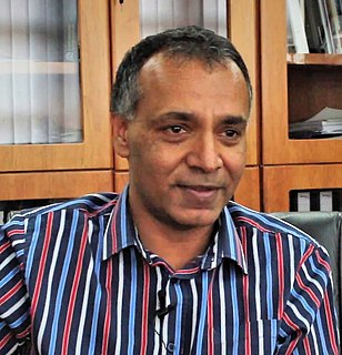 Shabir Madhi South African physician and professor