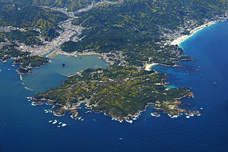 Shimoda, Shizuoka - Image: Shimoda Port Shimodau Shizuoka pref Japan 02s