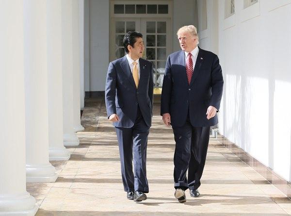 Shinz%C5%8D Abe and Donald Trump in Washington, D. C. (5).jpeg