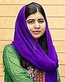 Shinzō Abe and Malala Yousafzai (1) Cropped.jpg