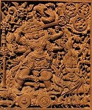 Shiva Tripurantaka