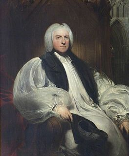 Shute Barrington 18th and 19th-century Anglican bishop in Britain